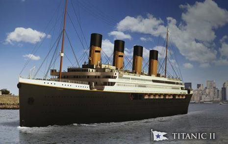 Titanic II could set sail in 2022
