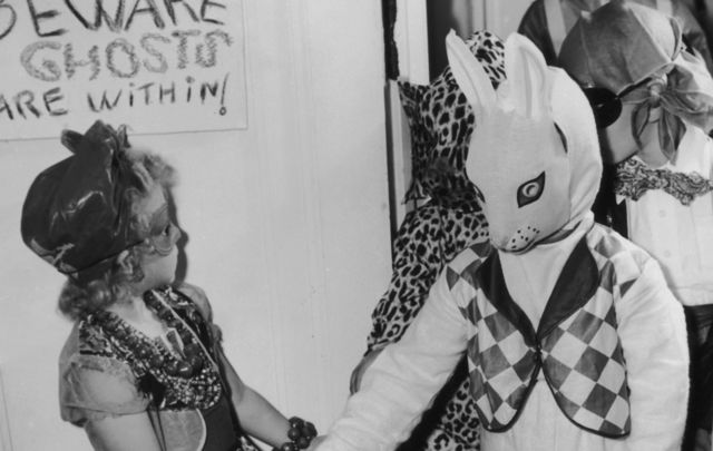 Halloween costumes have been around for centuries, and some of the spookiest ones are the vintage ones