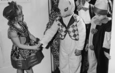 Yikes! These early 20th century Halloween costumes are horrifying