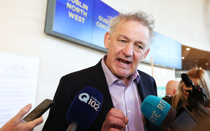 What next for Peter Casey new Irish political star and right
