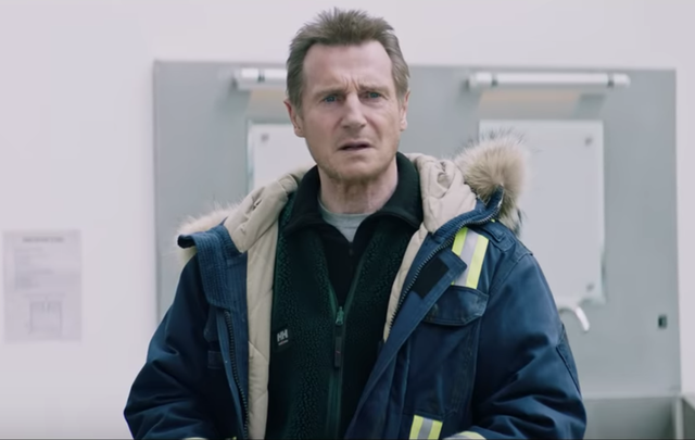 "Still of Liam Neeson in  ""Cold Pursuit.\"""