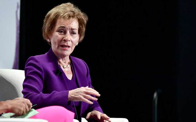 Judge Judy Sheindlin attends the 2017 Forbes Women\'s Summit at Spring Studios on June 13, 2017, in New York City.