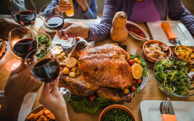 Celebrate Thanksgiving dinner in Ireland.