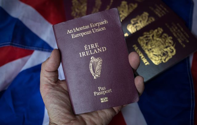 Irish passports could be worth tens of thousands of Euros to British citizens