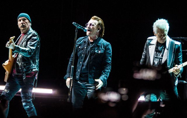 Bono hints that U2 may be \'going away\'