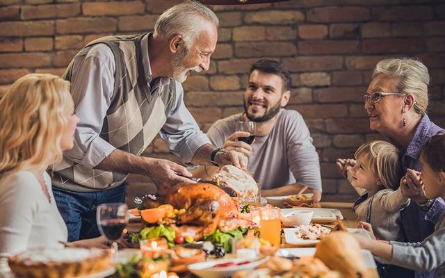 Your Irish Family History At Thanksgiving Dinner Table