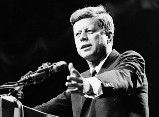 This speech that JFK never got to deliver is poignant in today\'s times