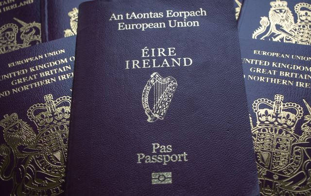 Learn if you\'re eligible for an Irish passport before Brexit is finalized