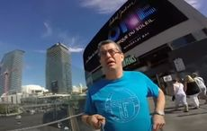 Father's Day: Irish dad pointing GoPro camera wrong way for entire vacation became viral sensation