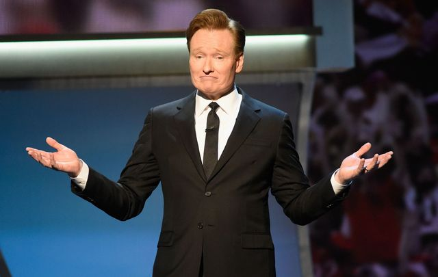 Could Conan O\'Brien be related to Irish ancient royalty?