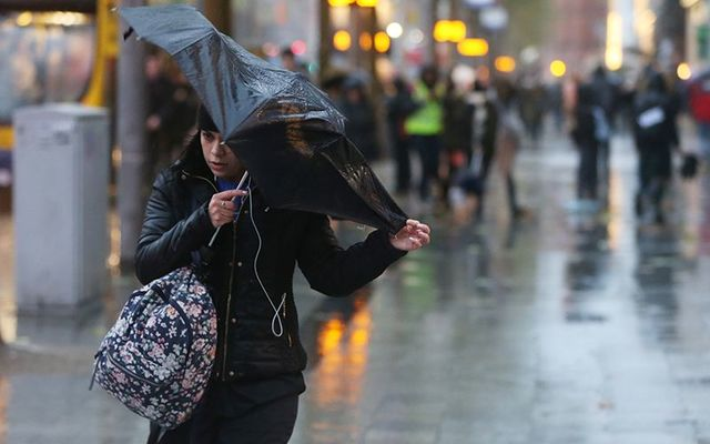 Ireland\'s public urged to practice patience and caution as Storm Diana hits home.
