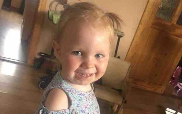 Irish toddler Zoe Murphy, two, is in need of a life-changing operation in the U.S.