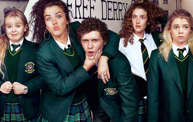 Derry Girls comes to Netflix in the US on December 21