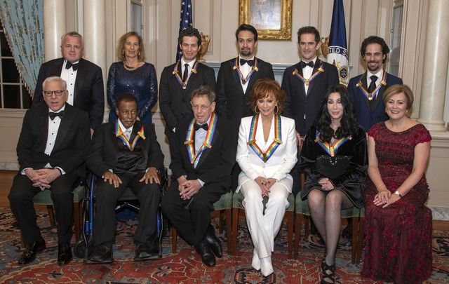 The Kennedy Center\'s 2018 honorees