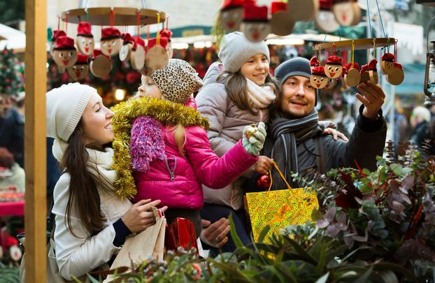 Get crafty and Christmas! Check out the food, fun and festivities at Ireland\'s top Christmas markets.