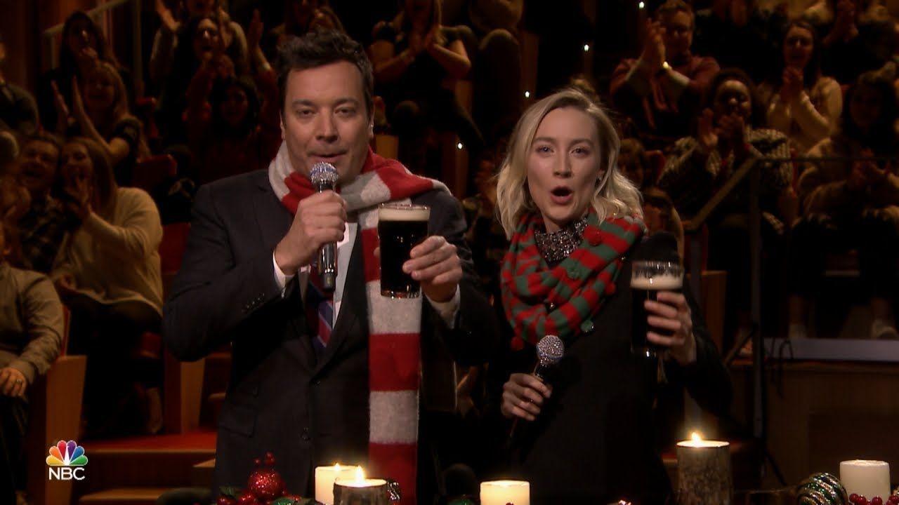 "Ronan & Fallon\'s cover Christmas ""Fairytale of New York ..."