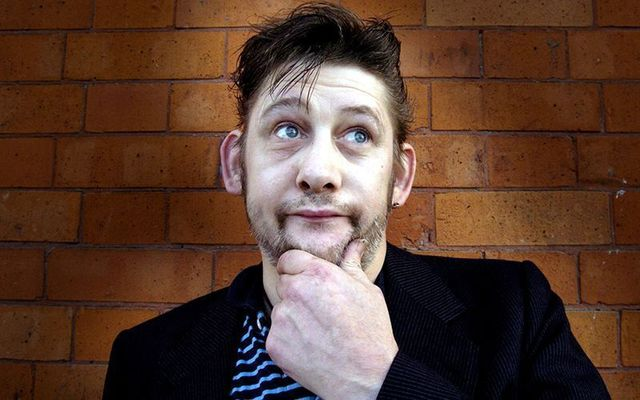 Shane MacGowan reveals his favorite version of Fairytale of New York