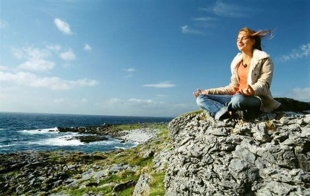 Have you tried out mindfulness in Irish?