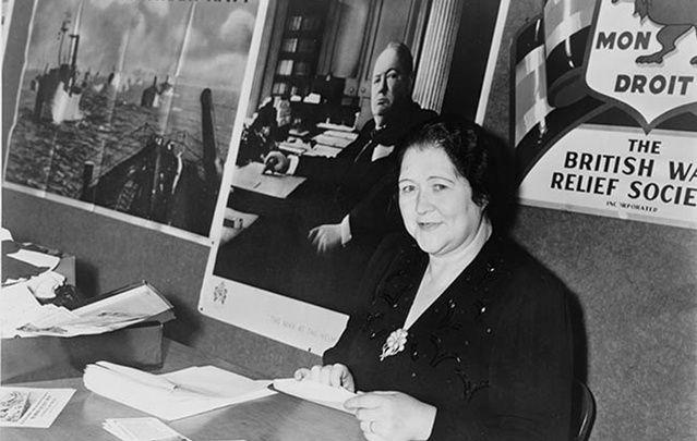 Bridget Dowling, the Irishwoman who married Alois Hitler, Adolf Hitler's half-brother.