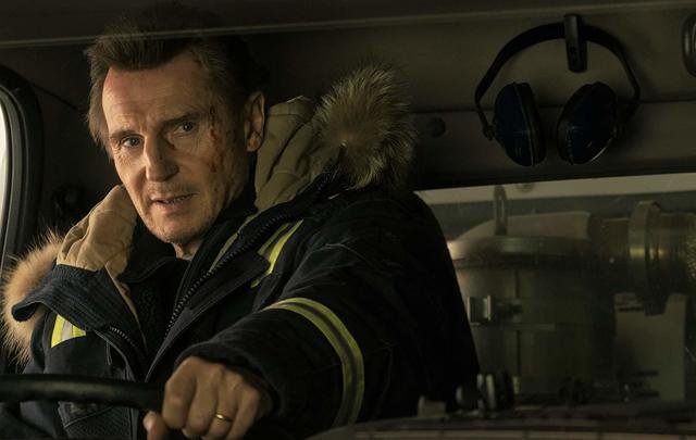 Liam Neeson stars in Cold Pursuit