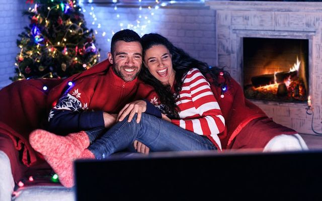 Cozy up and enjoy some top Irish entertainment this Christmas.