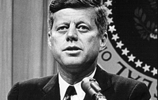 The tragic President John F Kennedy 1963 Christmas cards that were never sent