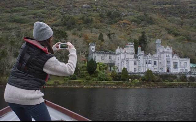 Tourism Ireland\'s \'Fill Your Heart with Ireland\' TV ad.