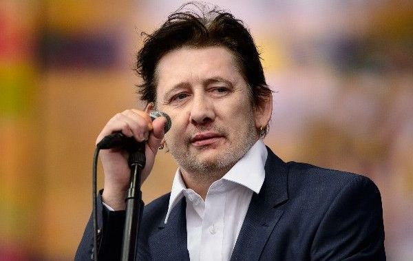 Happy birthday to Shane MacGowan!