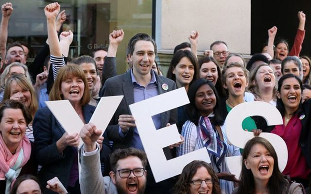 The abortion referendum was one of the highlights of 2018 in Ireland.