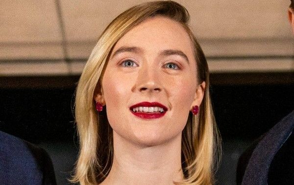 Saoirse Ronan got a sweet surprise from Ryan Tubridy