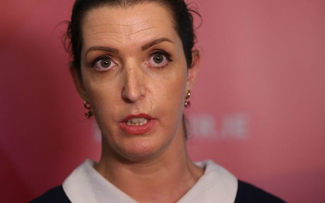 Vicky Phelan was diagnosed with cancer following the CervicalCheck smear scandal.