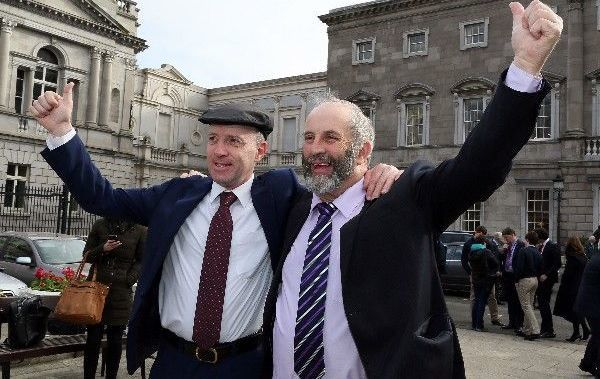 The Healy-Rae brothers