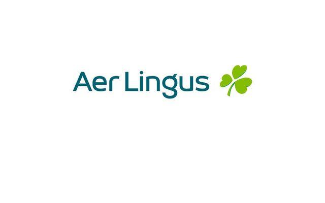 Aer Lingus\' new 2019 logo.