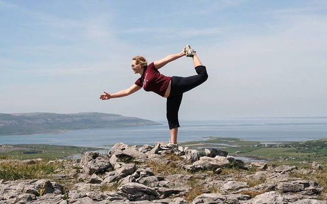 Burren Yoga, one of the best yoga retreats in Ireland