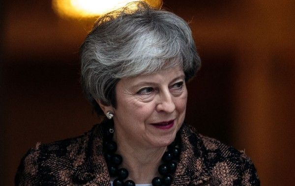 Prime Minister Theresa May insists she did want to change The Good Friday Agreement.