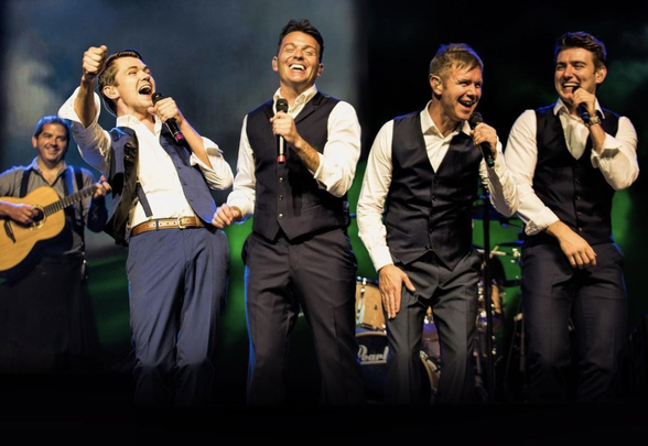 IrishCentral readers favorite band, Celtic Thunder.