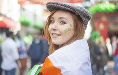 Thumb mi irish woman ireland st patricks day flag tricolor getty