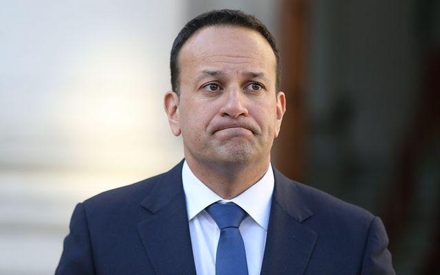 Taoiseach (Irish leader) Leo Varadkar.