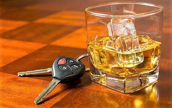 A 14-year-old was arrested in Northern Ireland for drunk driving