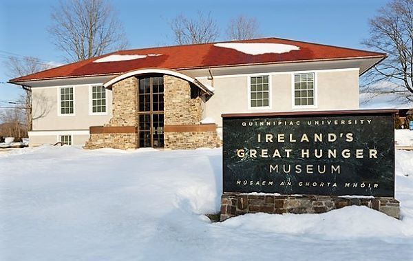 Ireland\'s Great Hunger Museum in Connecticut is appealing for financial support