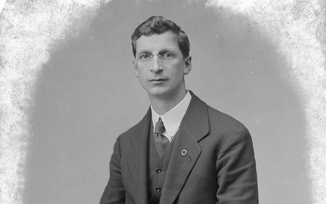 Eamon de Valera in 1918