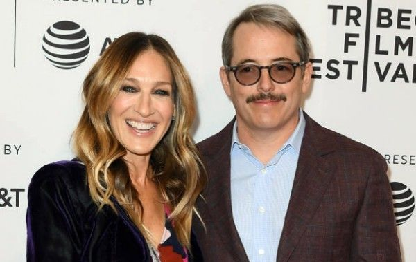 Sarah Jessica Parker and Matthew Broderick are reportedly considering moving to Ireland