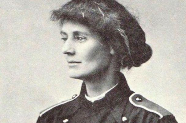 Countess Constance Markiewicz.