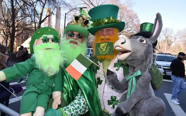 Celebrate St. Patrick\'s Day by giving back to the community and those recovering at Sober Seventeenth.