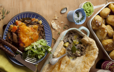 Eat Your Vegetables Day! Dublin chef's tasty veggie ale pie recipe