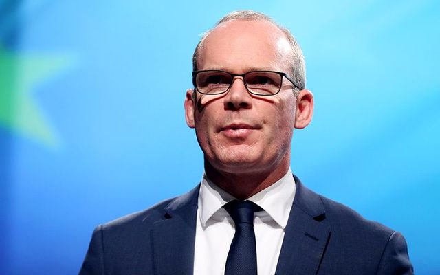 Irish Deputy Leader and Minister for Foreign Affairs, Simon Coveney.