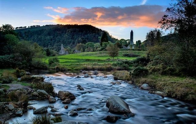 Glendalough in Co Wicklow is one of the gems of Ireland\'s Ancient East