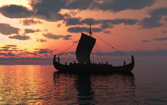 Vikings and leprosy: One of the types of the disease which effected Ireland had probable origins in Scandinavia