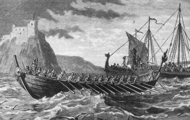 Did Vikings bring leprosy to Ireland?