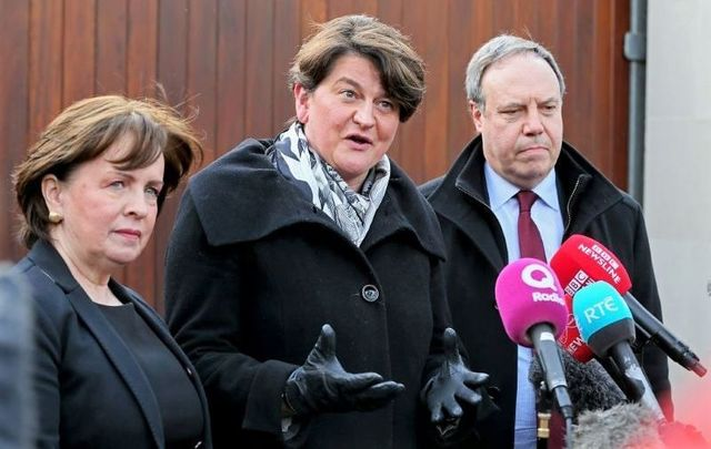 The DUP\'s leaky ship is setting sail to destinations unknown